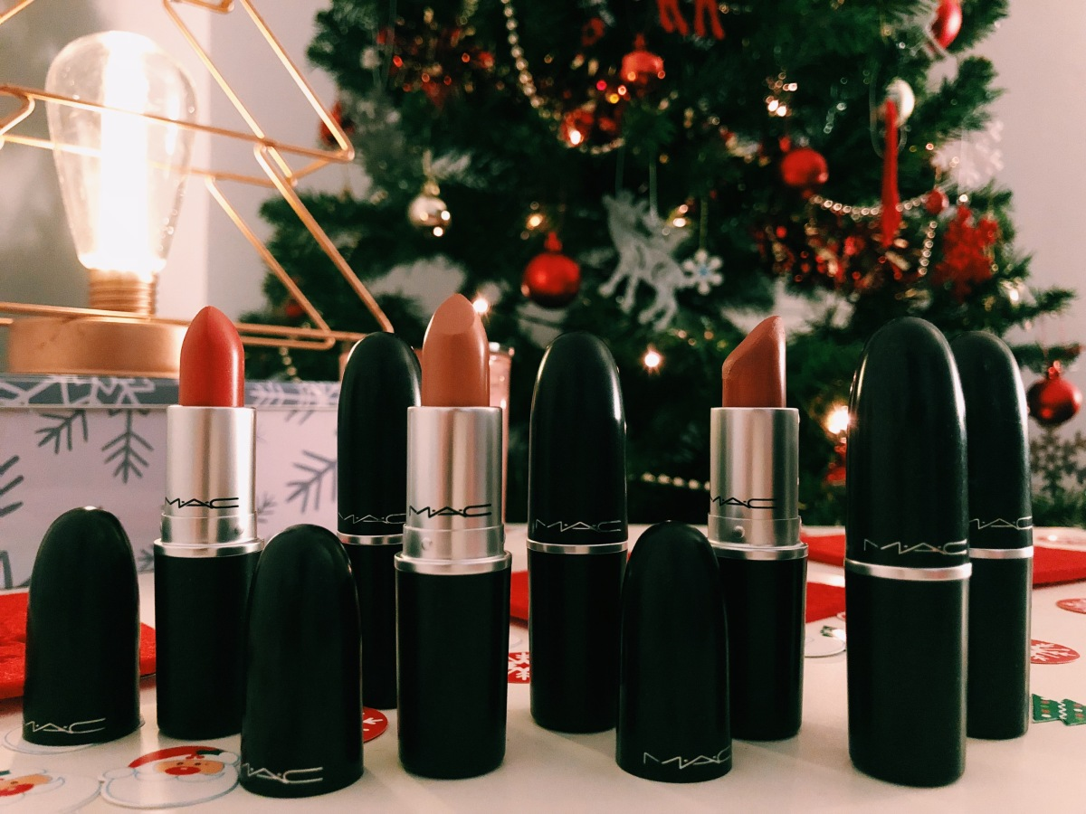 MY MAC LIPSTICK COLLECTION & REVIEW 2017